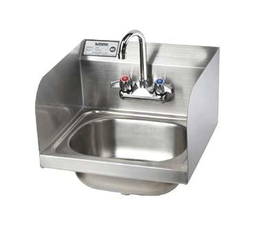 Krowne HS 26 LF   Hand Sink, Wall Mount, 16 Inch W