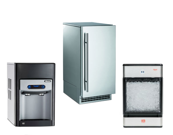 Opal Countertop Nugget Ice Maker : Nugget Ice Maker JES Restaurant Equipment