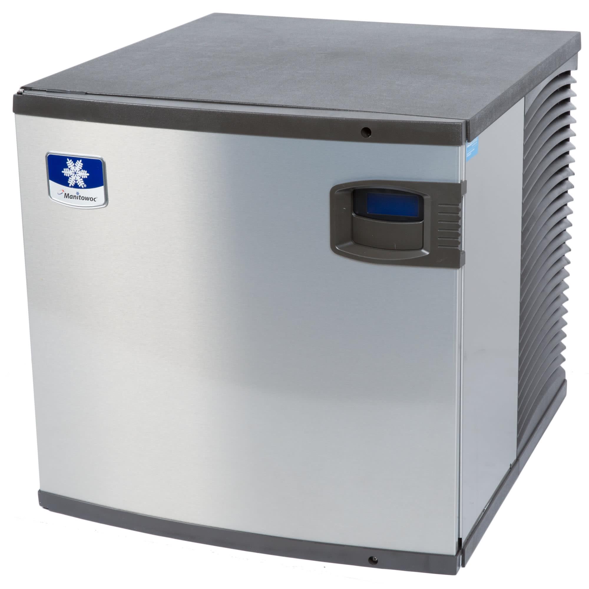 Id 0322a Manitowoc Indigo Series Ice Maker 350 Lb Dice Cube Air Coo