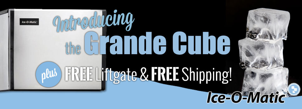 Introducing the Grande Cube plus FREE Liftgate and FREE Shipping!
