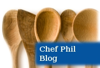 Chef Phil's Blog