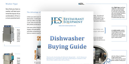 Learn all about dishwashers and their parts with our in depth buying guide.