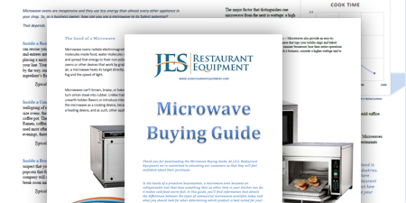 Learn all about microwaves and their parts with our in depth buying guide.