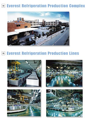 Where Everest Refrigeration Units are Made