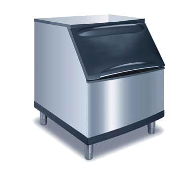 B 400 Manitowoc S Series Ice Bin 290 Lb Storage Capacity