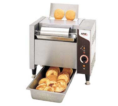 product hamburger toaster cordless detail conveyor bread commercial electric bun