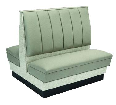Ats Furniture Ad42 66l Gr5 Alex Double Booth 46 Inch L