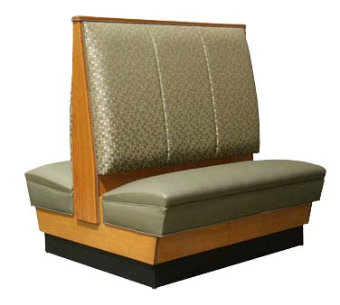 Ats Furniture Ad42 66w Gr5 Alex Double Booth 46 Inch L