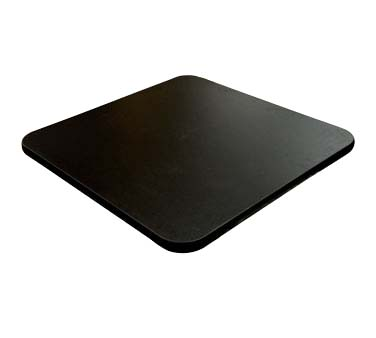 Ats Furniture Ats3030 Bk P1 Table Top 30 Inch Square