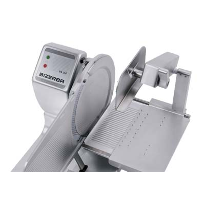 bizerba vs 12 f p 1 manual meat slicer bone in straight feed 13 8 blade. Black Bedroom Furniture Sets. Home Design Ideas