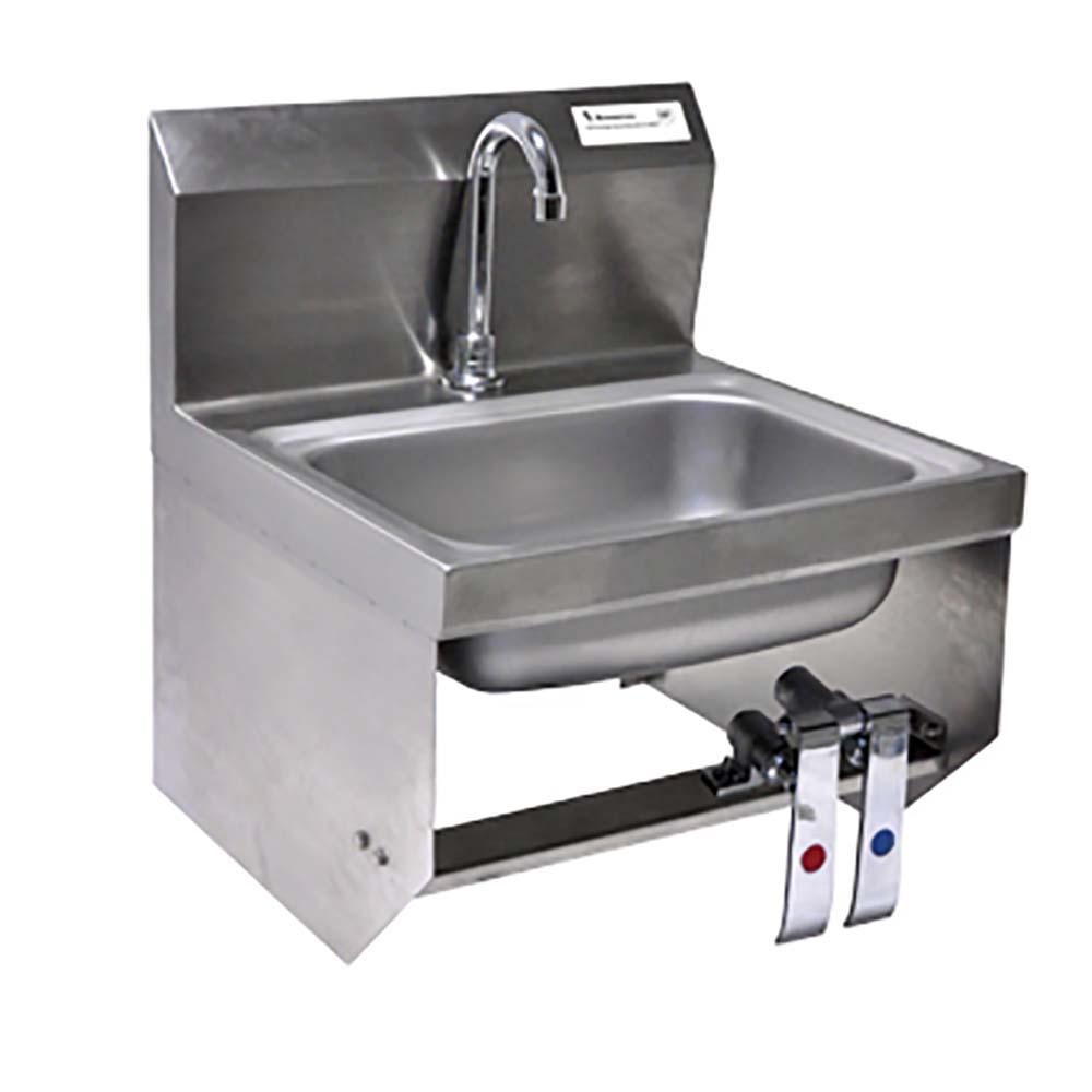 BK Resources BKHS D 1410 1 BKK   Hand Sink, Wall
