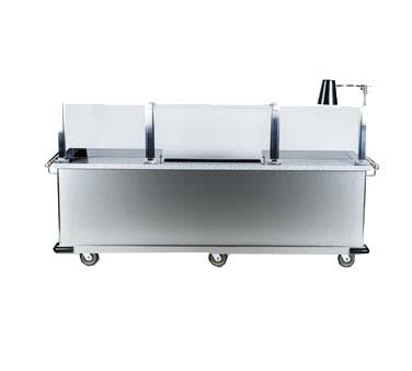 Bon Chef 50147   Custom Chefu0027s Table, 34 Inch X 96 Inch X 60 Inch
