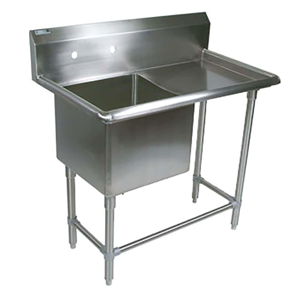 John Boos 1PB1824 1D30R   Pro Bowl Sink, 52 3/16
