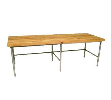 SBO-G03 John Boos - Baker\'s Table Frame, fits 60\