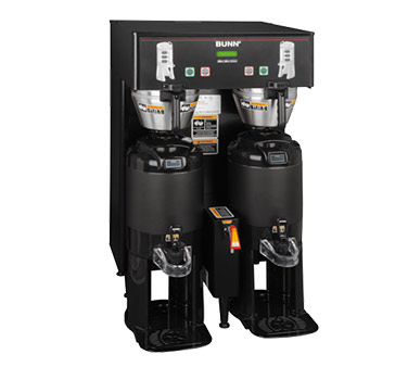 34600.0003 Bunn - Coffee Brewer, DUAL TF DBC BrewWISE Dual ThermoFresh DBC. This