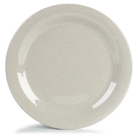 Carlisle 4300271 - Durus Narrow Rim 10.5 INCH Dinner Plate - Sand  sc 1 st  JES Restaurant Equipment & 4300271 Carlisle - Durus Narrow Rim Dinner Plate (while supplies last)