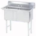 Two Compartment Sinks