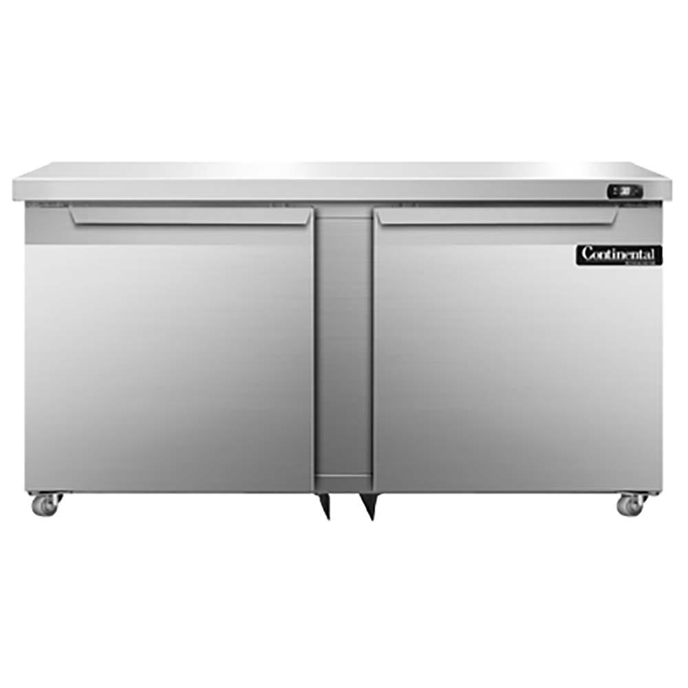 Continental DLUC60-SS - Designer Line Undercounter Refrigerator 60\