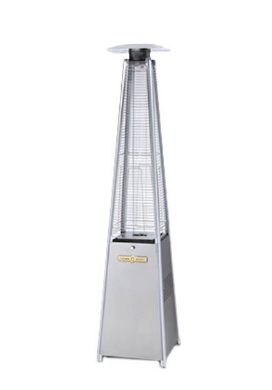 Crown Verity CV 2670 SS   Patio Tower Heater, Portable, Propane,