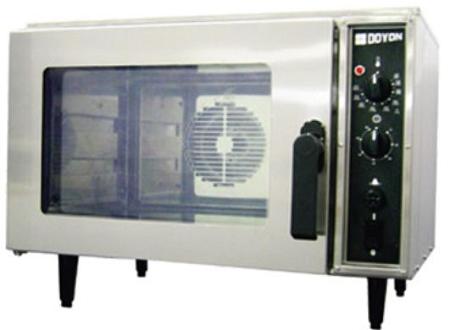 ... Countertop Convection Oven, 3 Half Pan Capacity, Full View Glass Door
