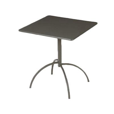 Bon EMU 851   Square Segno Tilt Top Table, 24 X 24 X 30 In.