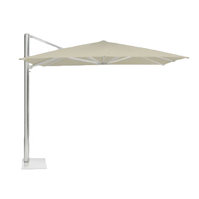 emu square top shade cantilever umbrella 10 ft