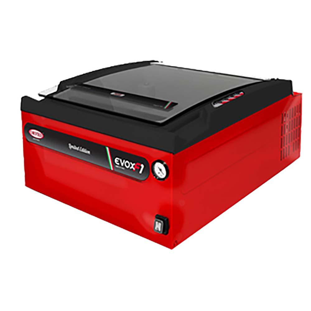 Eurodib EVOX F1   Orved EVOX Vacuum Packaging Machine, Countertop, Single  Chambe