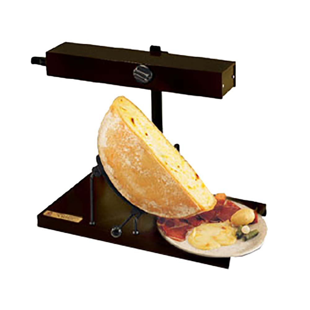 Racl02 Eurodib Raclette 1 2 Block Of Cheese Adjustable