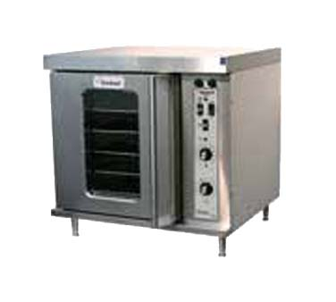 Garland MCO E 5 C   Convection Oven, Electric, Half
