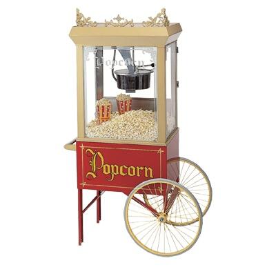 Gold Medal 2014 - Popcorn Machine, 12/14 oz. kettle ...