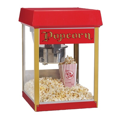 2404 gold medal funpop 4oz popcorn popper machine. Black Bedroom Furniture Sets. Home Design Ideas