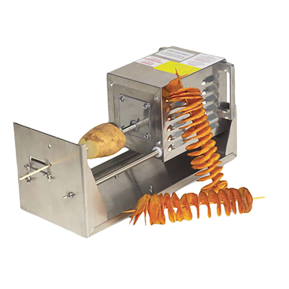 Gold Medal 5280 00 100 Fry Cutter Electric Includes