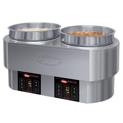 hatco rhw 2 round food warmer cooker electric. Black Bedroom Furniture Sets. Home Design Ideas