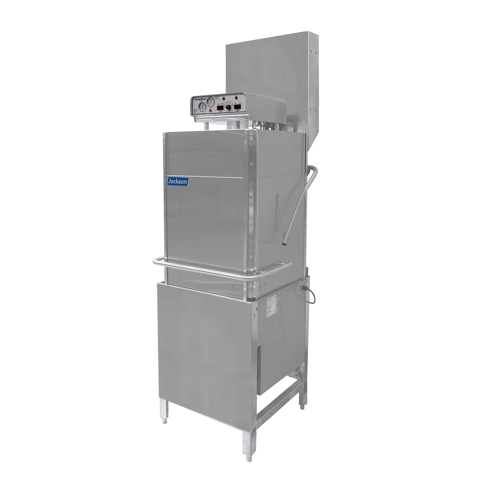 Jackson TEMPSTAR HH VENTLESS - TempStar Dishwasher, High Hood Door Type