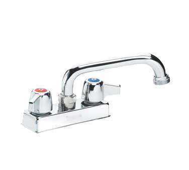 11-450L Krowne - Commercial Series Laundry Faucet, deck mount, 4 ...