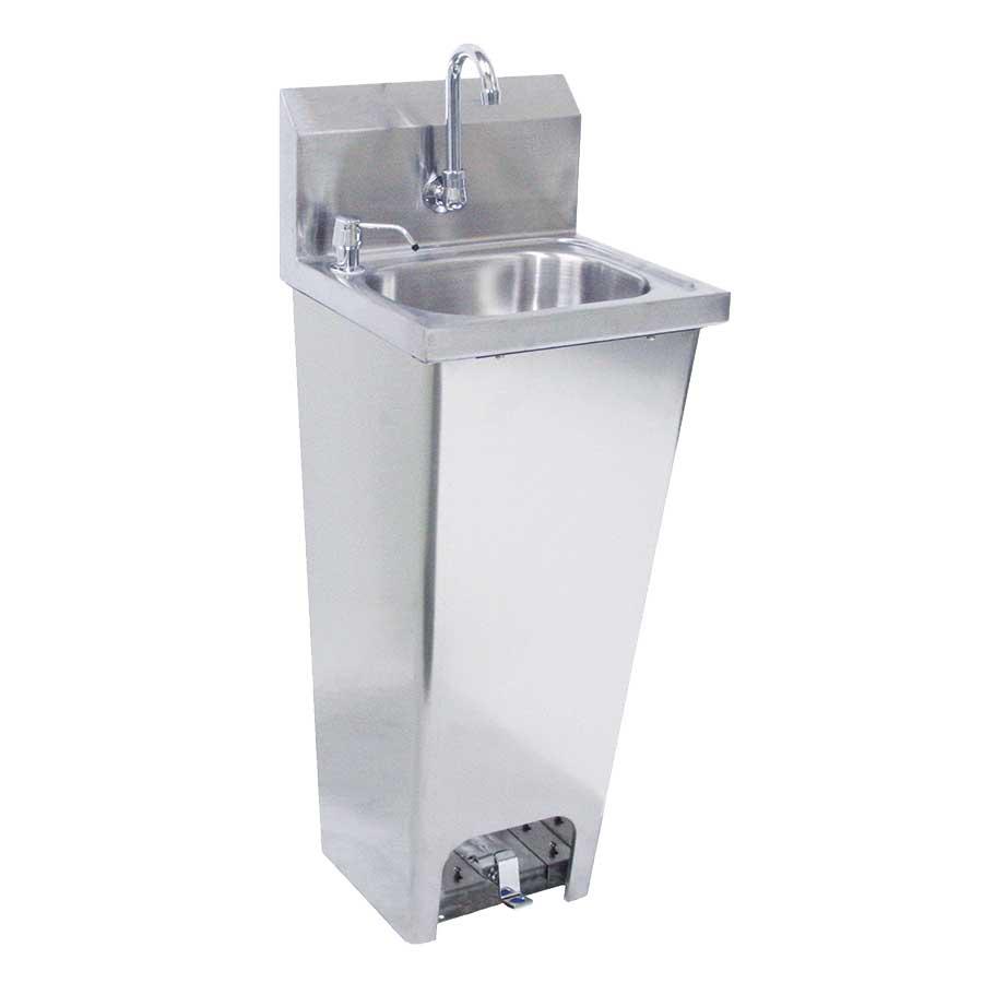 Krowne HS 14   Hand Sink, Pedestal Mt., 16 Inch X 15
