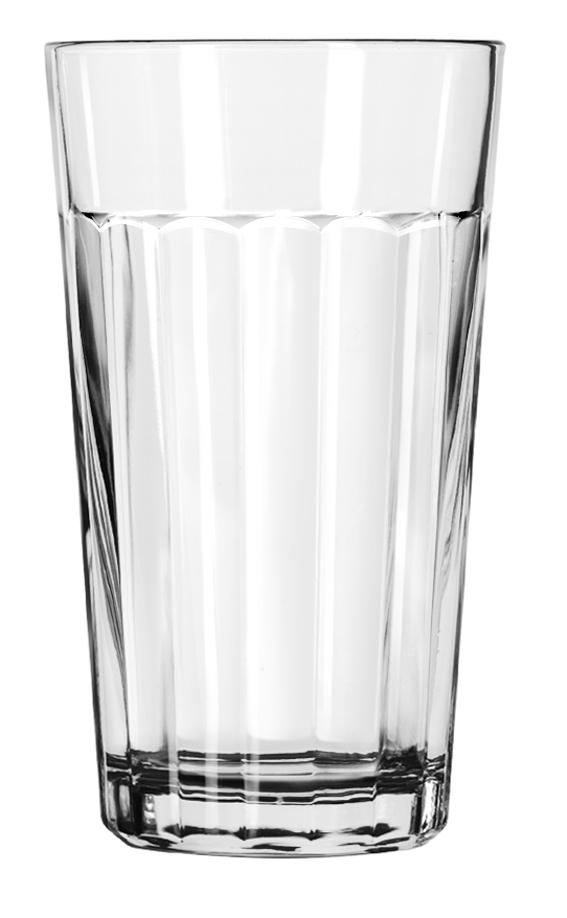 15641 Libbey Glass Tumbler 12 Oz Duratuff Glass 3 Dozen