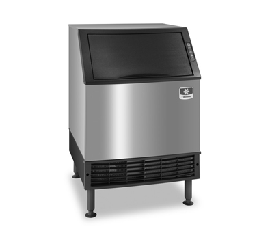 Manitowoc Uy 0140a Neo Undercounter Ice Maker 132 Lb Half Cube Production