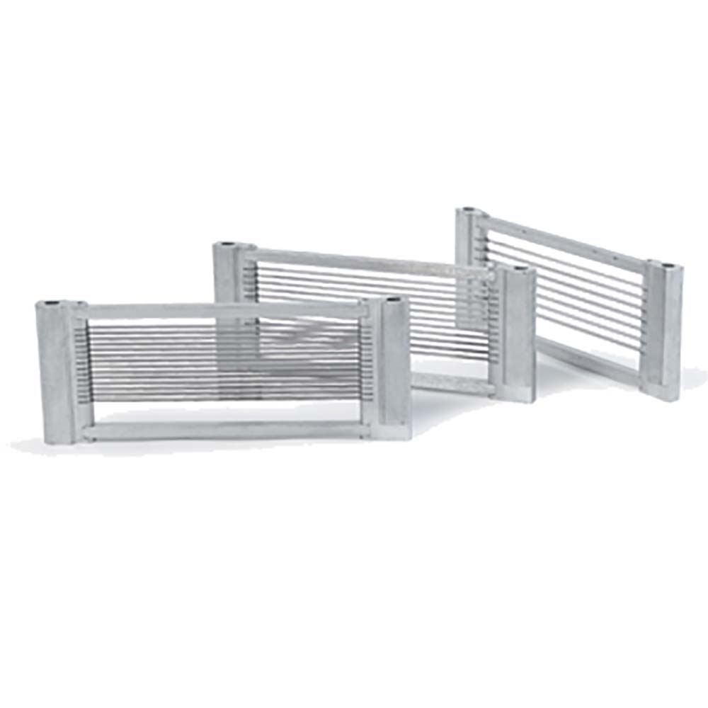"""Lincoln Foodservice Products: Blade Assembly, 3/8"""", 7 Blades, Fits"""
