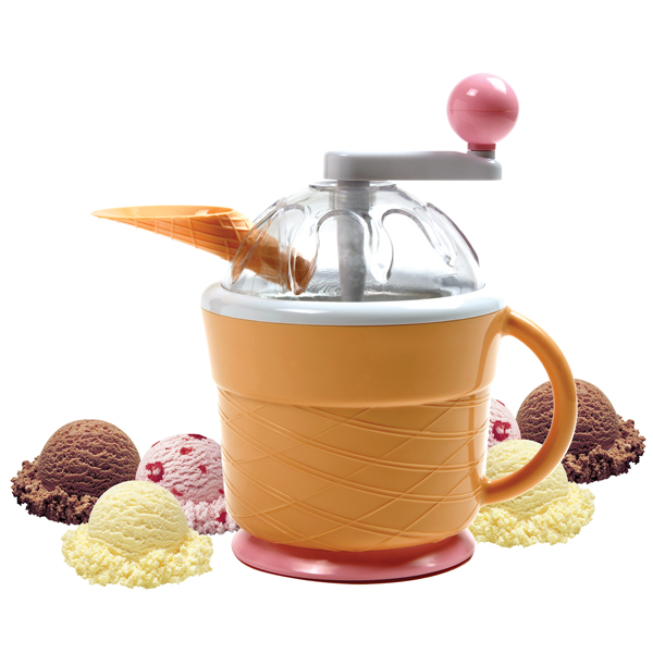 Counter Top Ice Cream Maker Recipes : 6840 Norpro - Ice Cream Maker