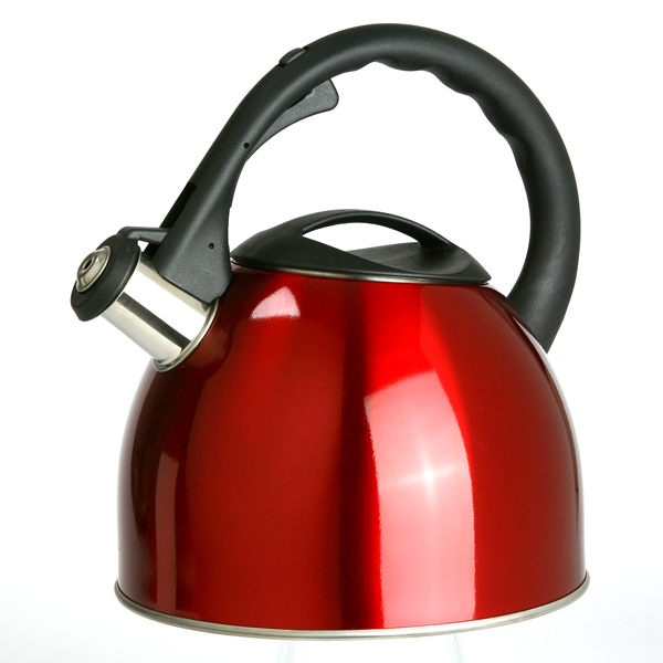 Red Tea Kettle ~ Norpro red tea kettle qt