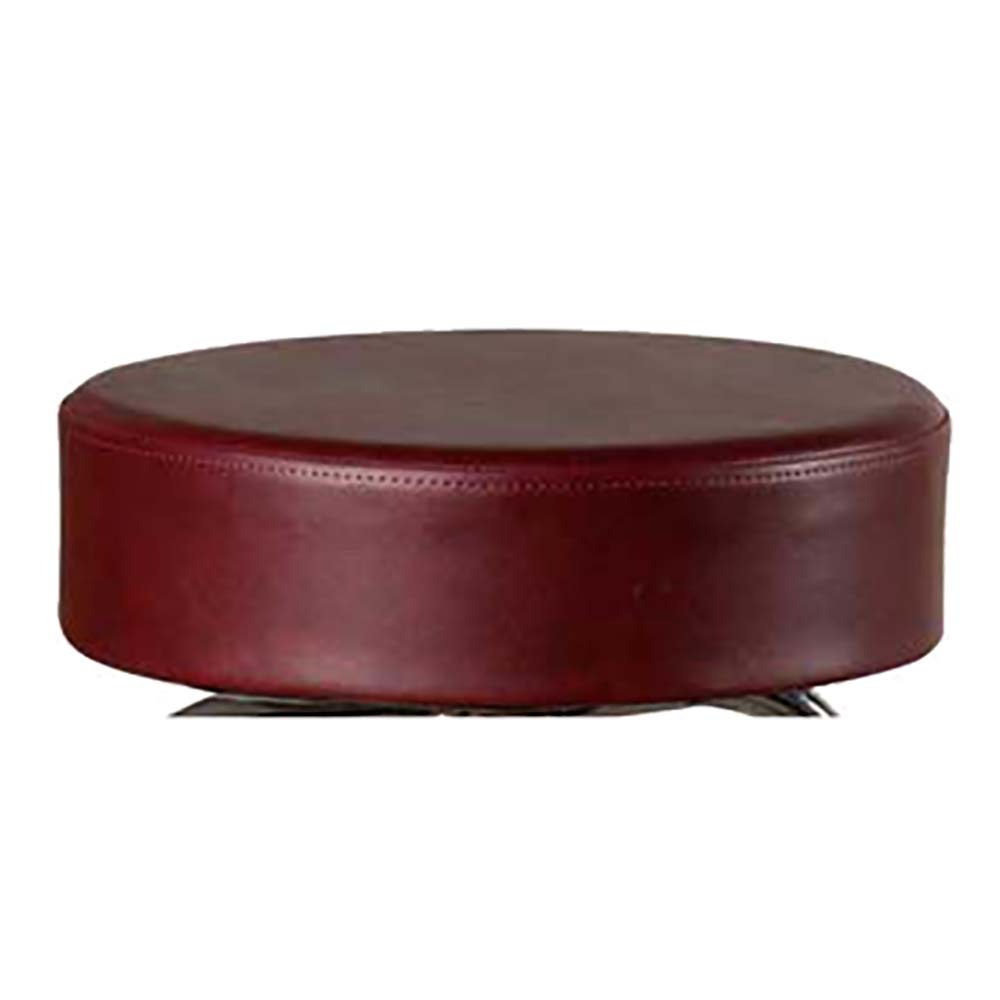Oak Street SL2129TOP-WINE - Replacement Bar Stool Seat backless button top vinyl wine (contact factory t  sc 1 st  JES Restaurant Equipment & Street SL2129TOP-WINE - Replacement Bar Stool Seat backless ... islam-shia.org