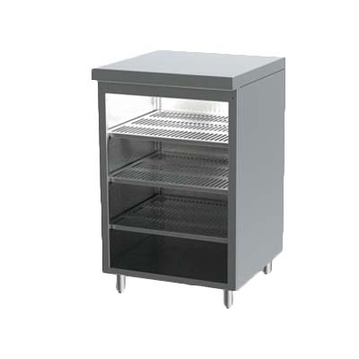 Superior Perlick DBGS 18   Back Bar Storage Cabinet, Non Refrigerated