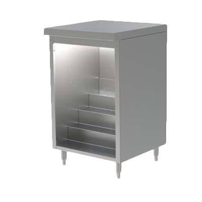 Perlick DBLS 30   Back Bar Liquor Cabinet, Non Refrigerated