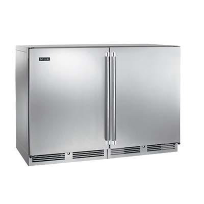 refrigerator 48 inch. perlick hc48rs - refrigerator, undercounter, 48 inch w, self-contained, ( refrigerator z