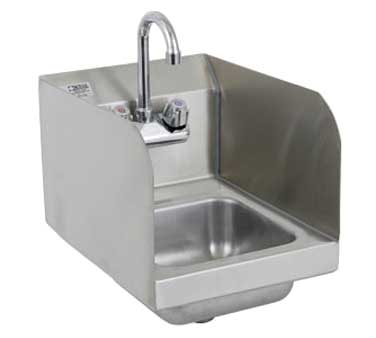 Royal Industries ROY HS 12 SP Space Saver Hand Sink