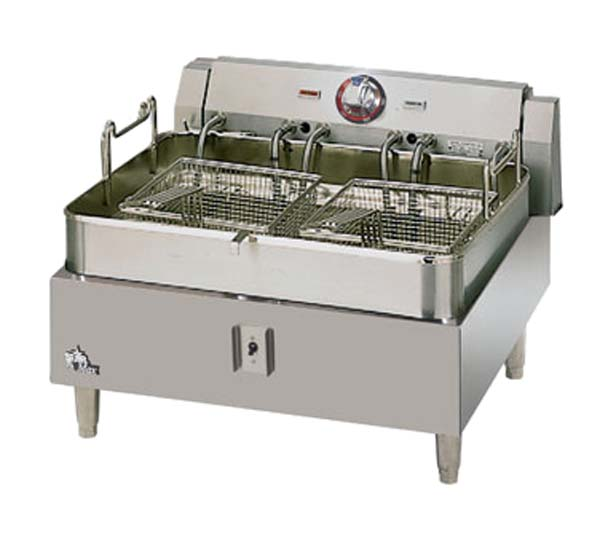 530FF Star Manufacturing - Electric Countertop Fryer, 30 lb cap.