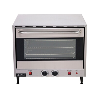Holman Electric Countertop Convection Oven : Image may include accessories and may not necessarily depict product ...