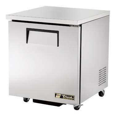 Attractive True TUC 27 ADA   Undercounter Refrigerator, 27in., (2)