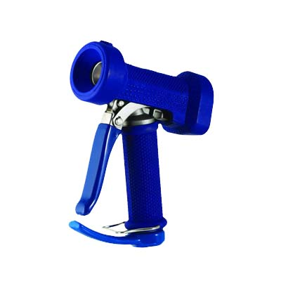 tu0026s brass mv252222 water gun black rubber cover front - Ts Brass